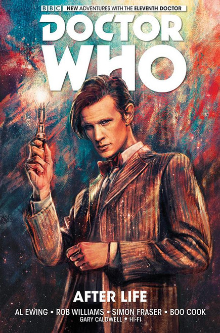 Titan Comics 11th Doctor Vol. 1: After LIfe - Graphic Novel