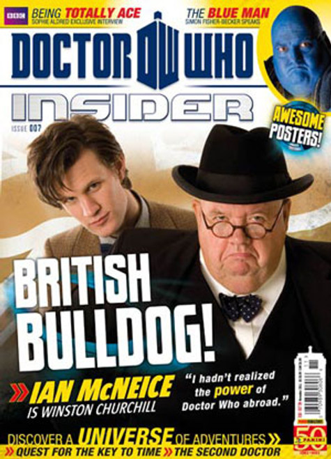 Doctor Who Insider Magazine Issue #7
