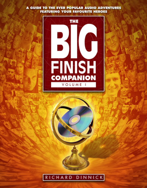 The Big Finish Companion Vol. 1 - Big Finish Books