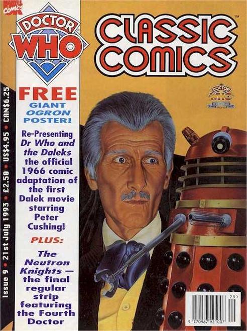 Doctor Who Classic Comics #9