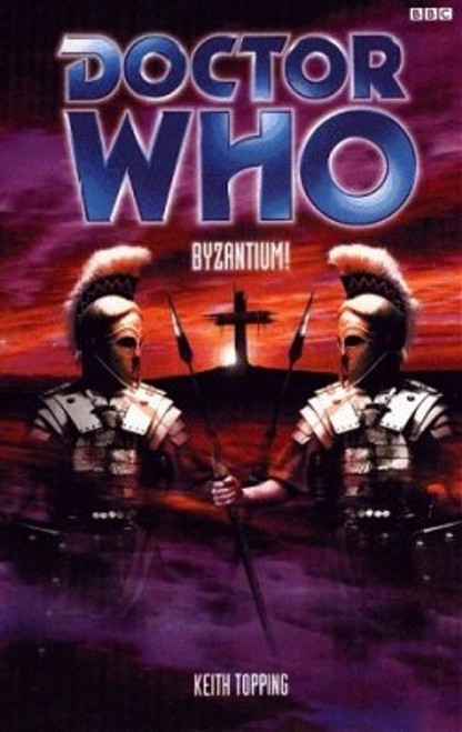 Doctor Who BBC Books: Byzantium! - 1st Doctor