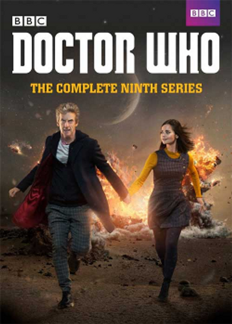 Doctor Who: Series 9 DVD  - Starring Peter Capaldi as the Doctor