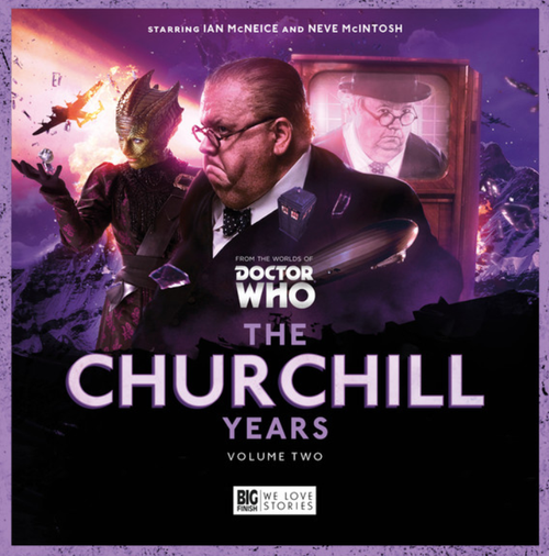 The Churchill Years Vol. 2 - Big Finish Audio Box Set
