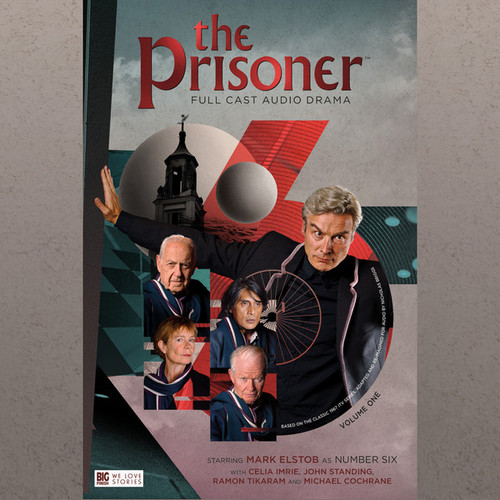 The Prisoner Volume 1 (Limited Edition Boxed Set) - Big Finish Audio Drama CD