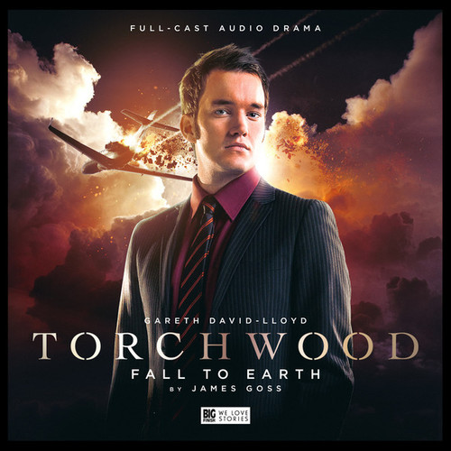 Torchwood: Fall to Earth 1.2 - Big Finish Audio CD