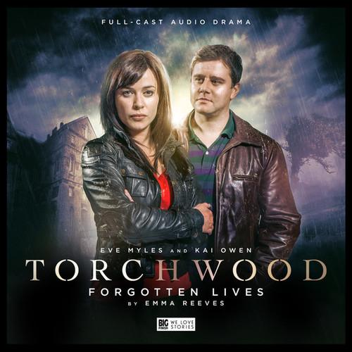 Torchwood: Forgotten Lives 1.3 - Big Finish Audio CD