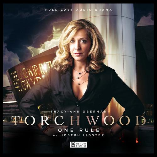 Torchwood: One Rule 1.4 - Big Finish Audio CD