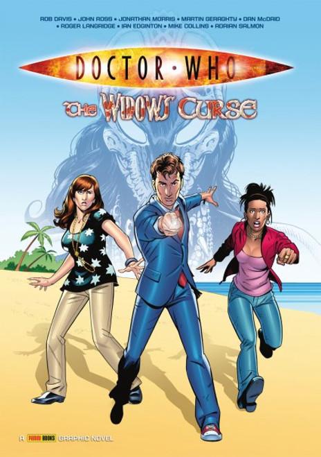 The Widow's Curse - Graphic Novel - Panini Books