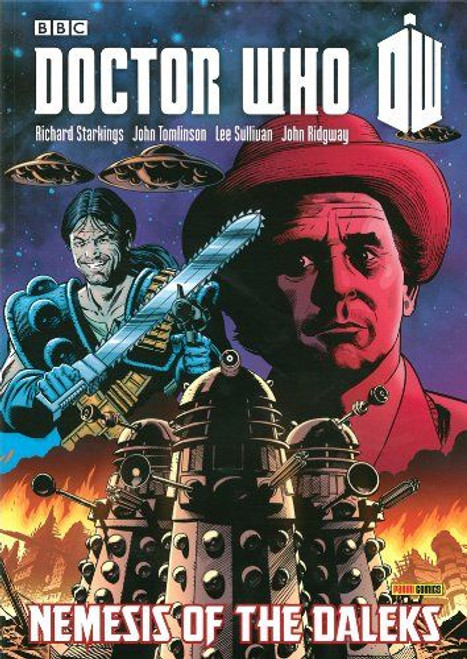 Nemesis of the Daleks - Graphic Novel - Panini Books