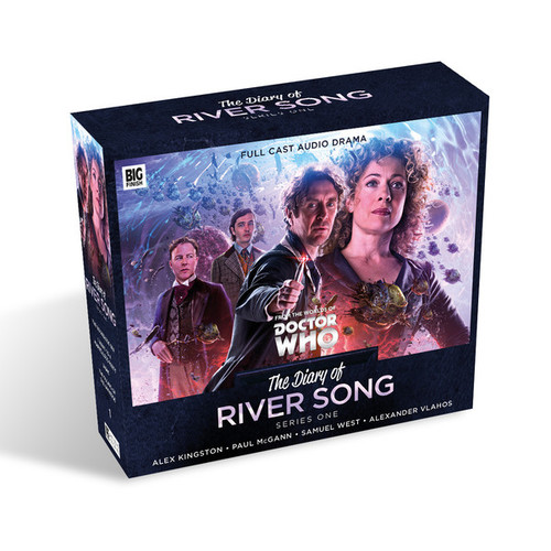 The Diary of River Song: Series 1 - Big Finish Audio