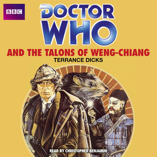 Doctor Who And the Talons of Weng-Chiang - BBC Audio CD