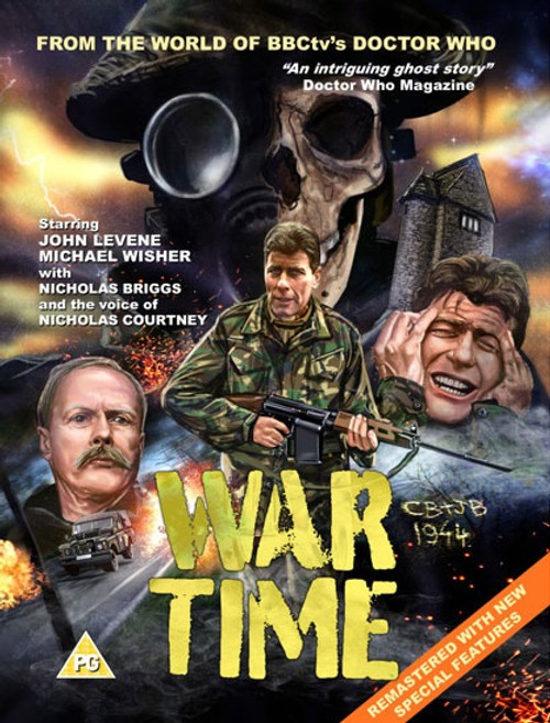 WARTIME - Reeltime Productions DVD Starring John Levene