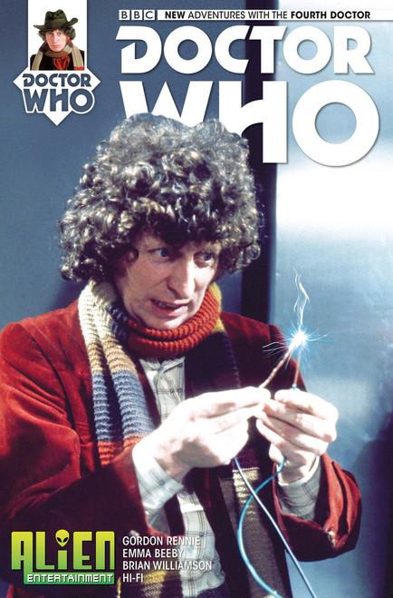 4th Doctor Titan Comics #1 (Alien Entertainment EXCLUSIVE)