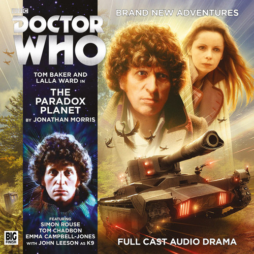 4th Doctor Stories: #5.3 The Paradox Planet