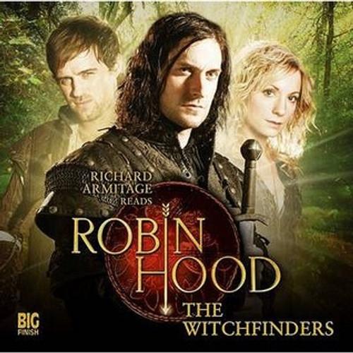 Big Finish - Robin Hood: The Witchfinders Audio CD #1.1