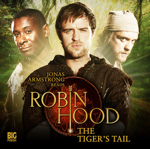 Big Finish - Robin Hood: The Tiger's Tail Audio CD #1.2