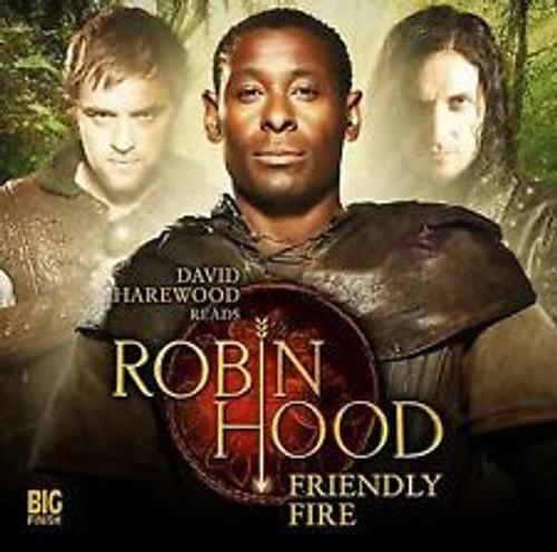Big Finish - Robin Hood: Friendly Fire Audio CD #1.3
