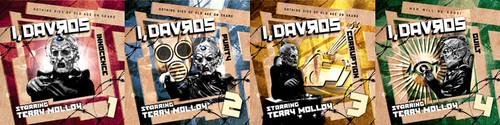 I, Davros: 1.1-1.4 Set - Big Finish Audio CDs