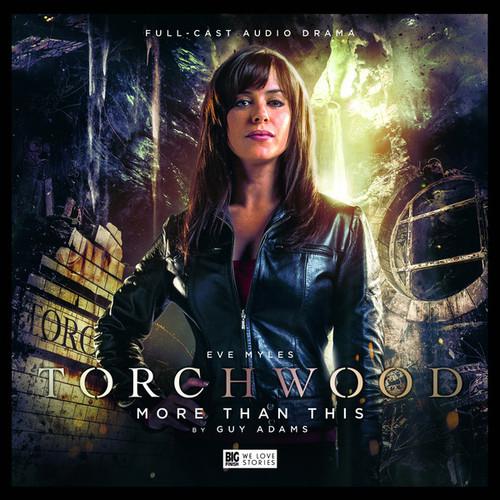 Torchwood: More Than This 1.6 - Big Finish Audio CD