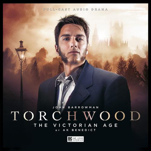 Torchwood: The Victorian Age 2.1 - Big Finish Audio CD