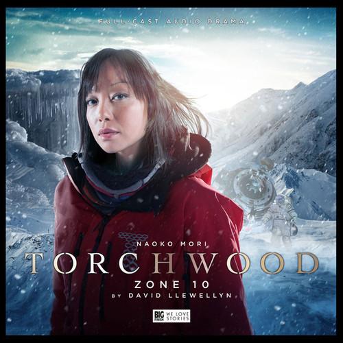 Torchwood: Zone 10 2.2 - Big Finish Audio CD