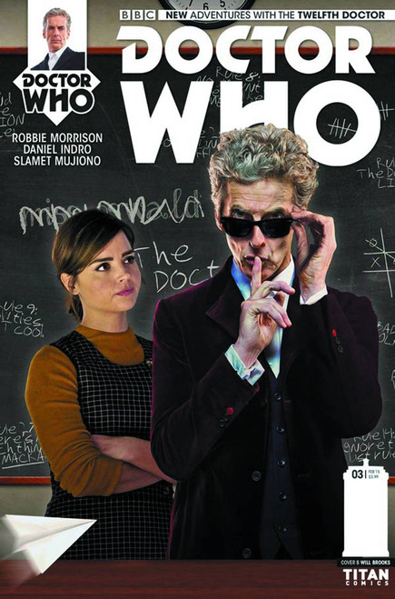 12th Doctor Titan Comics: Series 2 #3