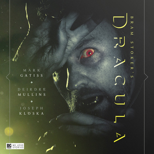 Bram Stoker's Dracula - Big Finish Audio CD