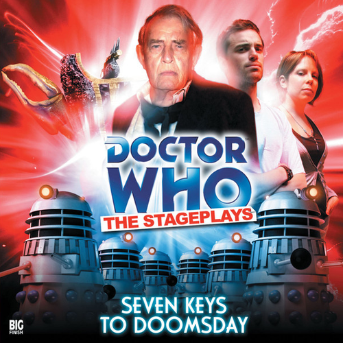 Doctor Who: The Stageplays - Seven Keys to Doomsday - Big Finish Audio CD