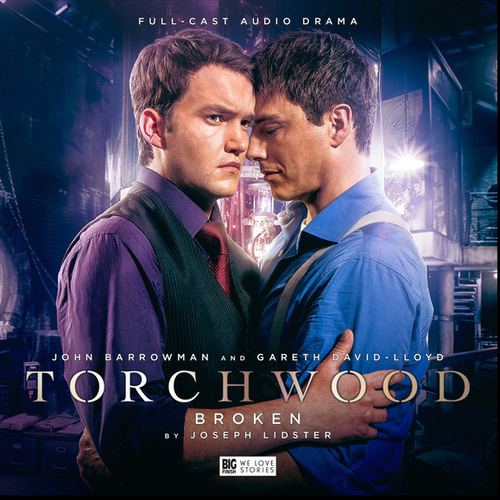 Torchwood: Broken 2.5 - Big Finish Audio CD