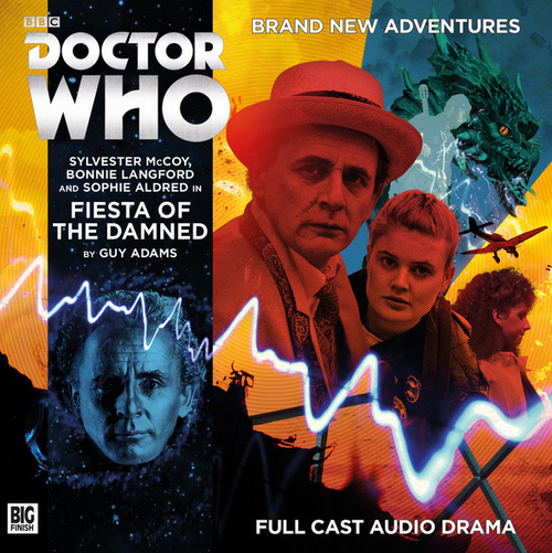 Fiesta of the Damned Audio CD - Big Finish #215