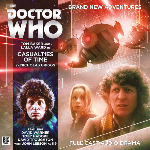 4th Doctor Stories: #5.8 Casualties of Time