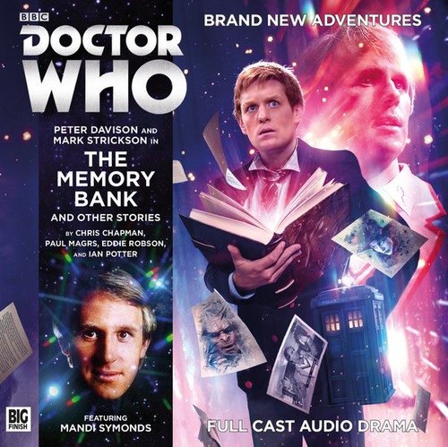 The Memory Bank and Other Stories Audio CD - Big Finish #217