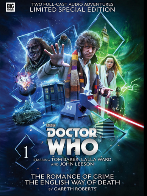 Doctor Who - Virgin Novel Adaptations Volume 1: The Romance of Crime/The...