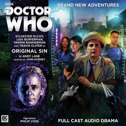 Big Finish Novel Adaptation: Original Sin - Audio CD #10