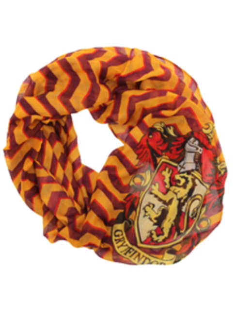 Gryffindor House Infinity Scarf