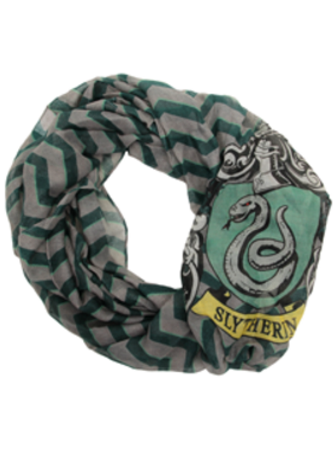 Slytherin House Infinity Scarf