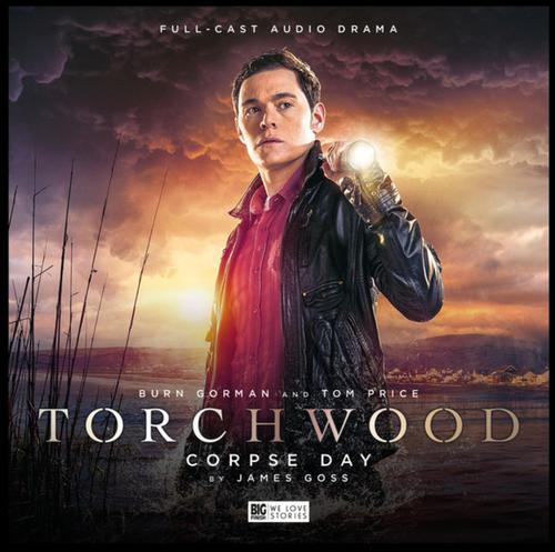 Torchwood: Corpse Day 3.3 - Big Finish Audio CD