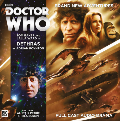 4th Doctor Stories: #6.4 Dethras