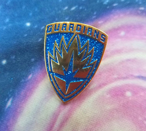 Guardians of the Galaxy Enamel Pin