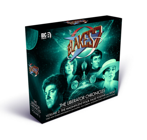 Big Finish Blake's 7 Liberator Chronicles: Volume 2