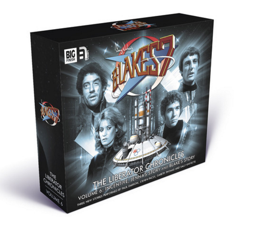 Big Finish Blake's 7 Liberator Chronicles: Volume 6