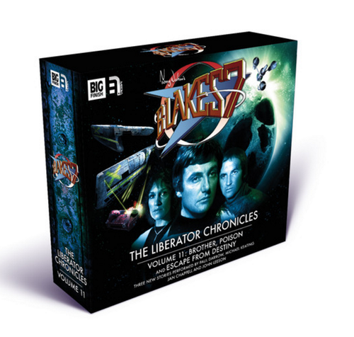 Big Finish Blake's 7 Liberator Chronicles: Volume 11
