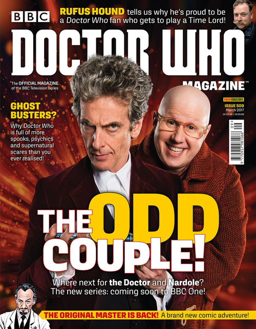 Doctor Who Magazine #509