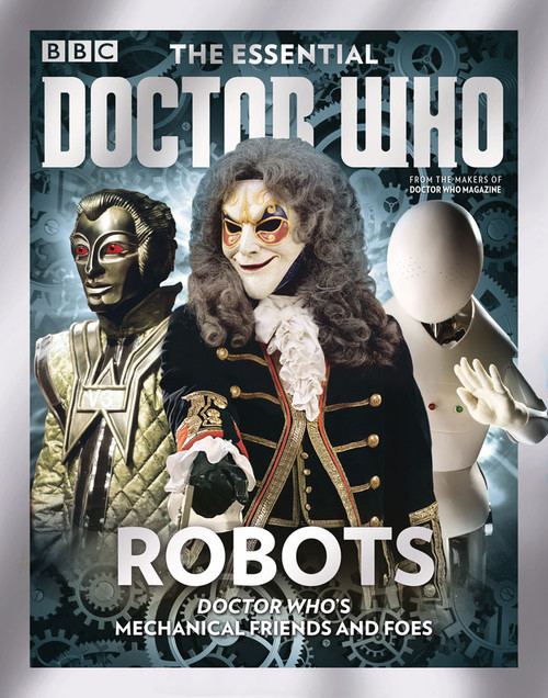 The Essential Doctor Who: Robots