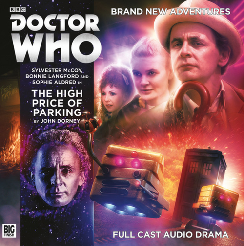 The High Price of Parking Audio CD - Big Finish #227
