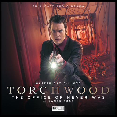 Torchwood 3.5: The Office of Never Was  - Big Finish Audio CD