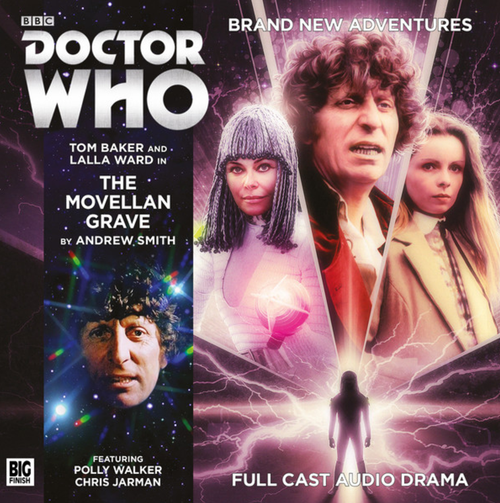 4th Doctor Stories: #6.7 The Movellan Grave