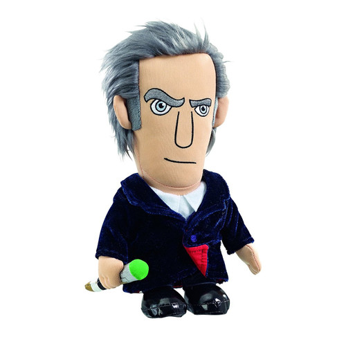 Twelfth Doctor (Peter Capaldi) Doctor Who Plush