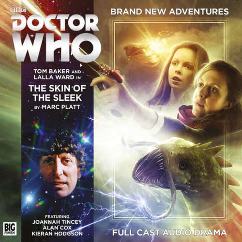 4th Doctor Stories: #6.8 The Skin of the Sleek