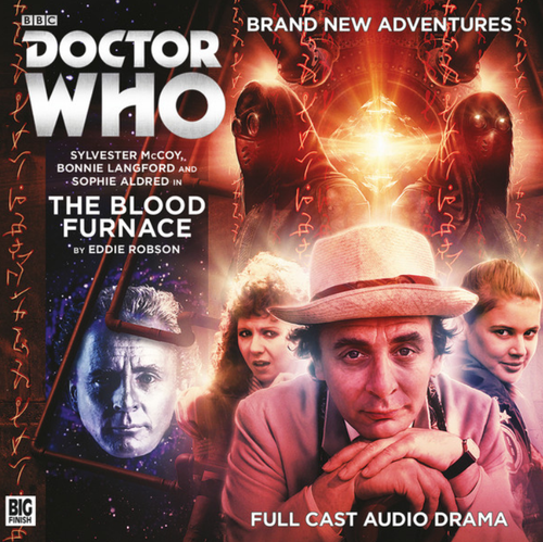 The Blood Furnace Audio CD - Big Finish #228